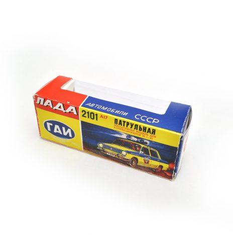 Коробка для А17 ВАЗ 2101 патрульная