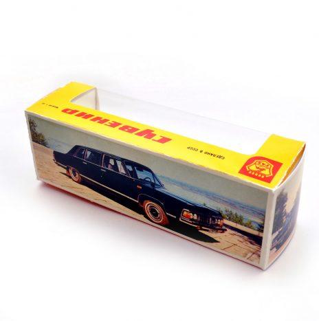 Коробка для ГАЗ Чайка-14 (газовская)