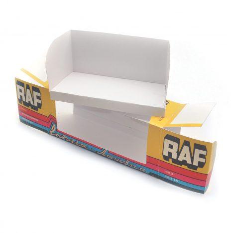 Коробка для РАФ 2203 ранняя с подиумом