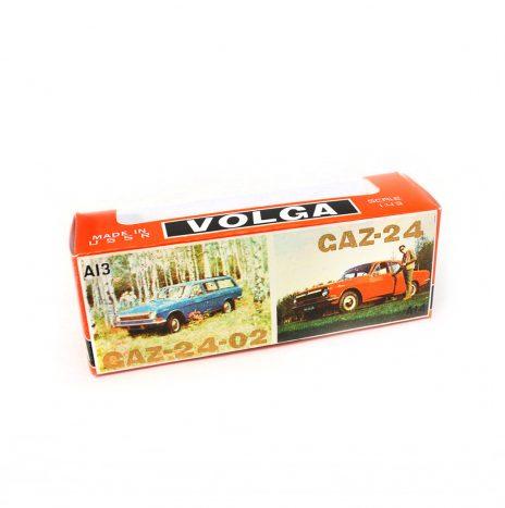 Коробка для А13 А14 Волга 24 и 2402