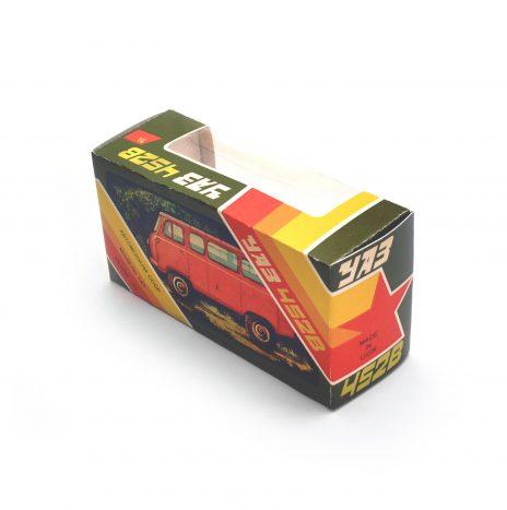 Коробка для УАЗ 452В Сделано в СССР
