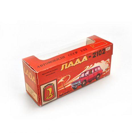 Коробка для А11 ВАЗ 2102 ранняя