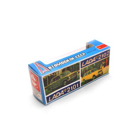 Коробка для А9 А11 ВАЗ 2101 2102 Novoexport синяя