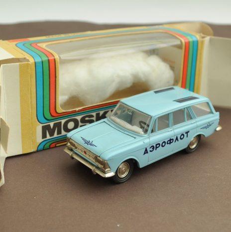 Москвич 426 а3 аэрофлот. Коробка ФЕВ 1987