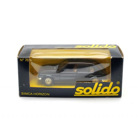 SOLIDO 76 Simca Horizon 12-1978 BOX 06-1978