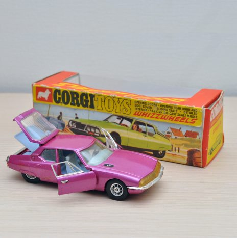 CORGI 284 Citroen SM • Англия, 70ые