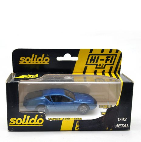 SOLIDO 1503 Alpine A 310  – 01-88