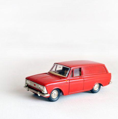 Москвич 433 а5 ярко-красный 1981